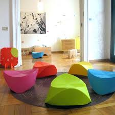 cool playroom furniture. Modern Playroom Furniture Colorful Rocking Chairs For The So Cool Kids .