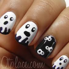 Nail Art Ideas for Halloween - Awesome Design