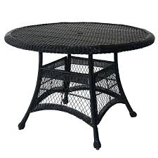 round patio dining table outdoor resin wicker round patio dining table by patio dining table sets