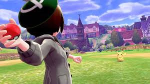▷ Có Pokémon kiếm và khiên Pokémon