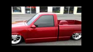 1995 Chevrolet 1500 Pickup with air ride - YouTube