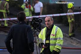 grahams fire page breaking news update firefighters tackle mr bitcon gives time for bbc look north interview