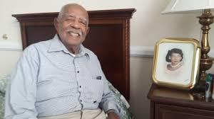 Homeland resident Clyde Johnson recalls a life of hard work and service -  Homeland Center
