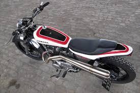 drogos yamaha xs650 flat tracker 3 moto rivista