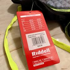 Riddell Girdle Size Chart Riddell Adult Power 5 Pad Girdle Compression Short