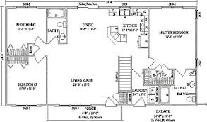 40 Best Ranch House Barn Home Farmhouse Floor Plans And Design 40 Gorgeous 3 Bedroom Open Floor House Plans Creative Design