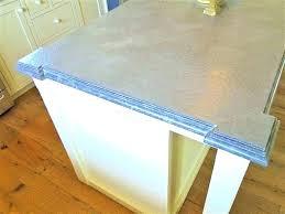 attractive diy concrete countertops kits or pour in place concrete countertop pour in place concrete pour