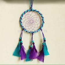 The Heirs Dream Catcher Purple Blue Dream Catcher Korea TV drama program Heirs 88
