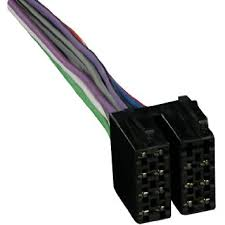 cheap metra radio wiring harness metra radio wiring harness get quotations · metra 71 1784 reverse wiring harness for select 1980 2005 volkswagen vehicles oem radio