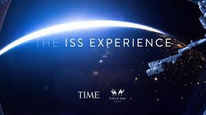 Virtual Reality Series On The International Space Station Time