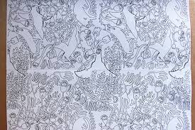 How To Draw Patterns Beauteous Learn How To Draw A Repeating Pattern