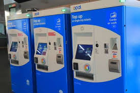 Ticket Vending Machine Custom Sydney Australia May 48 48 Train Ticket Vending Machine