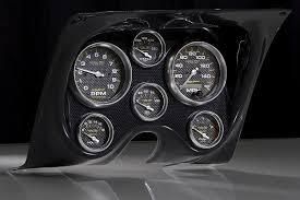 67 68 chevy camaro firebird cf dash w electcarbon fiber gauges Autometer Gauge Bulbs at 1970 Camaro Gauge Cluster Wiring Harness Autometer