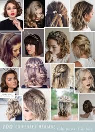 Image Coiffure Pour Mariage Cheveux Carre Coiffure Cheveux