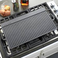 gas cooktop with grill. Full Size Of Stove:flat Griddle Pan Gas Cooktop With Grill Kitchen Top Best O