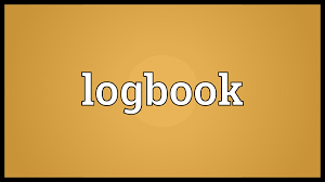 logbook meaning