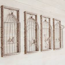 Check out our cage wall decor selection for the very best in unique or custom, handmade pieces from our shops. Vintage Wrought Iron 3d Bird Cage Wall Hanging Background Wall Decoration Creative Home Decoration Wild Stereo Bird Cage Figurines Miniatures Aliexpress