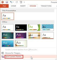 Powerpoint 2013 Template Location Set Standard 4 3 Aspect Ratio As Default In Powerpoint 2013 For Windows