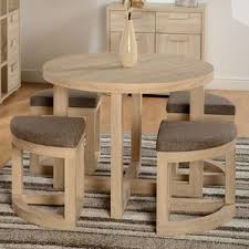 round dining table set with 4 chairs. wansley dining set with 4 chairs round table