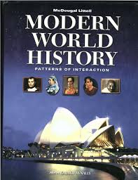 World History Textbook Patterns Of Interaction Delectable World History Textbook History
