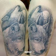 наколка на руке волка татуировка волк 50 фото символизм основное