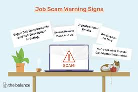Best Job Portal In Usa Top 10 Job Scam Warning Signs