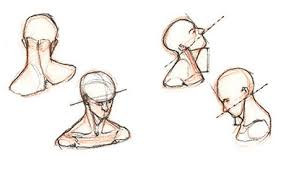 Another important bone of the head and neck is the hyoid bone. How To Draw The Neck And Shoulders With Jake Spicer How To Artists Illustrators Original Art For Sale Direct From The Artist