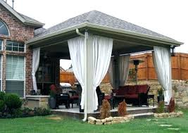 Backyard Covered Patio Cost Medium Size Of Patio Outdoor Outside