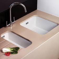 white undermount kitchen sinks. Wonderful Kitchen Ceramic Undermount Kitchen Sink U2014 The New Way Home Decor  StylishCeramic Kitchen  Sinks With White Undermount O