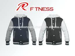 mens varsity jacket leather sleeves cool college baseball black sleeve slim fit