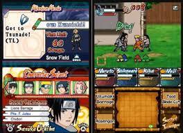 Resultado de imagen para naruto shippuden ninja council 3 nds