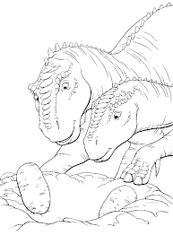 Aladar Is Very Pleased To See The Healthy Eggs Coloring Pages