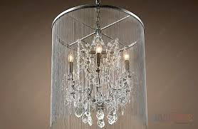 vaille crystal chandelier restoration hardware pertaining to modern residence vaille crystal chandelier plan