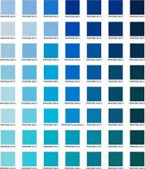 Navy Pantone Colour Chart For Bridesmaids Dress Variety