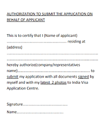 10 Authorization Letter Samples To Act On Behalf Word