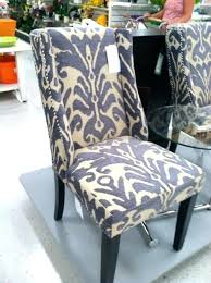home goods chairs upholstered dining