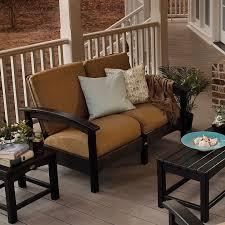 Trex Outdoor Furniture Rockport Club Settee Rockport Trex