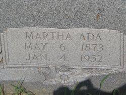 Martha Ada Nichols Davis (1873-1952) - Find A Grave Memorial