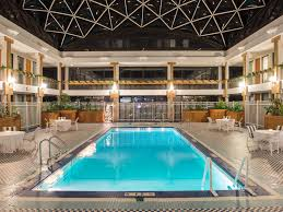 Hotel Nevis Wellness And Spa Crowne Plaza Pittsfield Berkshires Health And Fitness Facilities