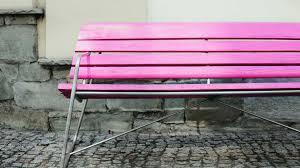 pink bench  inspiring web design – end the echo