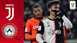 Juventus 4-0 Udinese | Dybala Bags a Brace as Juventus Beats Udinese |  Round of 16