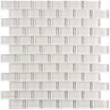 merola tile tessera subway ice white 11 3 4 in x 11