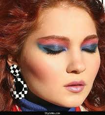 80s prom makeup tutorial pictures