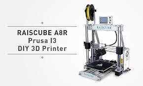 ng contents 1 x raiscube a8r prusa i3 diy 3d printer kit