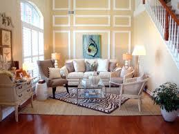 Ocean Decor For Living Room Blue Living Room Coastal Beach Decor With Dark Furniture Ews Ideas