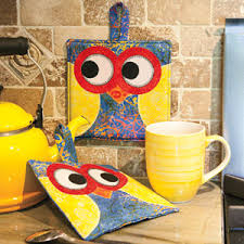 Owl Pot Holders Tutorial Free Pattern Included Video Tutorial ... & Owl Pot Holders Tutorial Free Pattern Included Video Tutorial Adamdwight.com