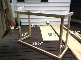 outdoor wood bar plans with built in cooler co designs 4 stool elegant kitchen com design bar wood plans