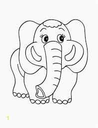 Printable Elephant Coloring Pages Zabelyesayancom