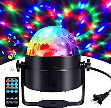 Disco Ball Disco Lights-COIDEA Party Lights Sound ... - Amazon.com