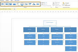 Visio 2013 Org Chart Remove Pictures How To Create Organizational Chart In Microsoft Visio Lanteria